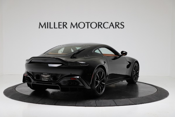 New 2020 Aston Martin Vantage Coupe for sale Sold at Rolls-Royce Motor Cars Greenwich in Greenwich CT 06830 7
