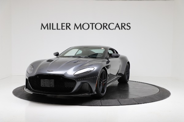 New 2019 Aston Martin DBS Superleggera Coupe for sale Sold at Rolls-Royce Motor Cars Greenwich in Greenwich CT 06830 2