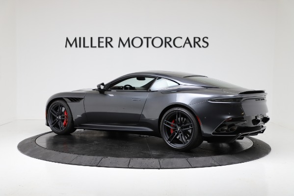 New 2019 Aston Martin DBS Superleggera Coupe for sale Sold at Rolls-Royce Motor Cars Greenwich in Greenwich CT 06830 4