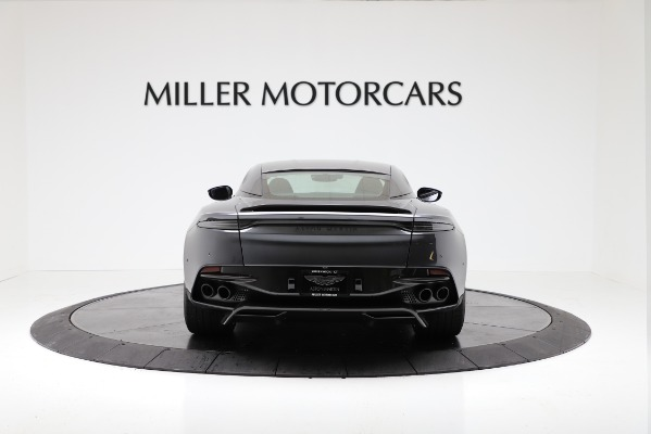 New 2019 Aston Martin DBS Superleggera Coupe for sale Sold at Rolls-Royce Motor Cars Greenwich in Greenwich CT 06830 5
