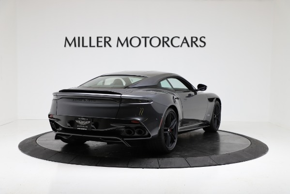 New 2019 Aston Martin DBS Superleggera Coupe for sale Sold at Rolls-Royce Motor Cars Greenwich in Greenwich CT 06830 6