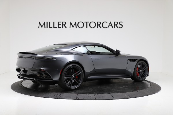 New 2019 Aston Martin DBS Superleggera Coupe for sale Sold at Rolls-Royce Motor Cars Greenwich in Greenwich CT 06830 7