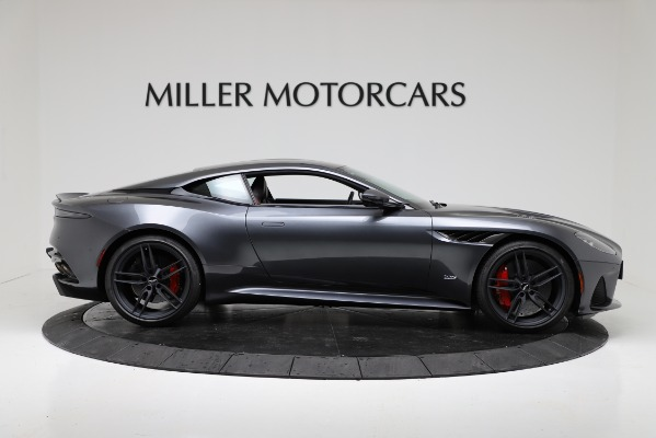 New 2019 Aston Martin DBS Superleggera Coupe for sale Sold at Rolls-Royce Motor Cars Greenwich in Greenwich CT 06830 8