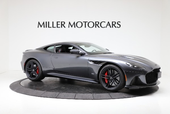 New 2019 Aston Martin DBS Superleggera Coupe for sale Sold at Rolls-Royce Motor Cars Greenwich in Greenwich CT 06830 9