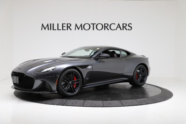 New 2019 Aston Martin DBS Superleggera Coupe for sale Sold at Rolls-Royce Motor Cars Greenwich in Greenwich CT 06830 1