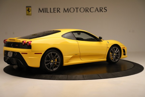 Used 2008 Ferrari F430 Scuderia for sale Sold at Rolls-Royce Motor Cars Greenwich in Greenwich CT 06830 8