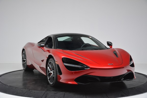 New 2020 McLaren 720S SPIDER Convertible for sale Sold at Rolls-Royce Motor Cars Greenwich in Greenwich CT 06830 13