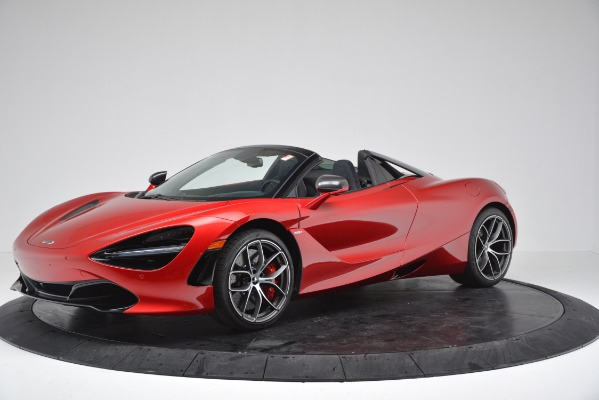 New 2020 McLaren 720S SPIDER Convertible for sale Sold at Rolls-Royce Motor Cars Greenwich in Greenwich CT 06830 16