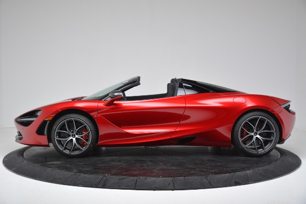 New 2020 McLaren 720S SPIDER Convertible for sale Sold at Rolls-Royce Motor Cars Greenwich in Greenwich CT 06830 17