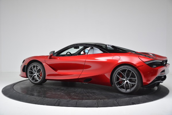 New 2020 McLaren 720S SPIDER Convertible for sale Sold at Rolls-Royce Motor Cars Greenwich in Greenwich CT 06830 6