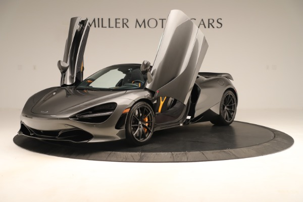 New 2020 McLaren 720S SPIDER Convertible for sale Sold at Rolls-Royce Motor Cars Greenwich in Greenwich CT 06830 18