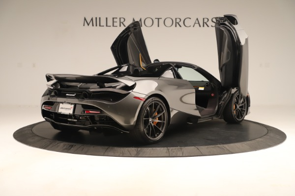 New 2020 McLaren 720S SPIDER Convertible for sale Sold at Rolls-Royce Motor Cars Greenwich in Greenwich CT 06830 22