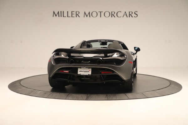 New 2020 McLaren 720S SPIDER Convertible for sale Sold at Rolls-Royce Motor Cars Greenwich in Greenwich CT 06830 4