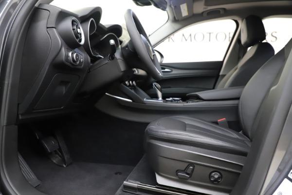 New 2019 Alfa Romeo Stelvio Ti Q4 for sale Sold at Rolls-Royce Motor Cars Greenwich in Greenwich CT 06830 14