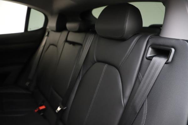 New 2019 Alfa Romeo Stelvio Ti Q4 for sale Sold at Rolls-Royce Motor Cars Greenwich in Greenwich CT 06830 18