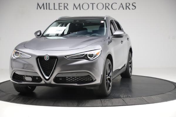 New 2019 Alfa Romeo Stelvio Ti Q4 for sale Sold at Rolls-Royce Motor Cars Greenwich in Greenwich CT 06830 1