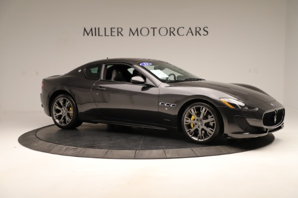 Used 2013 Maserati GranTurismo Sport for sale Sold at Rolls-Royce Motor Cars Greenwich in Greenwich CT 06830 10