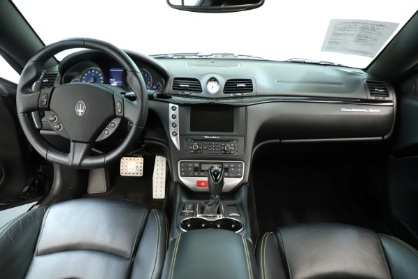 Used 2013 Maserati GranTurismo Sport for sale Sold at Rolls-Royce Motor Cars Greenwich in Greenwich CT 06830 16