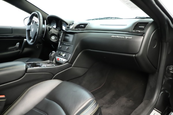 Used 2013 Maserati GranTurismo Sport for sale Sold at Rolls-Royce Motor Cars Greenwich in Greenwich CT 06830 19