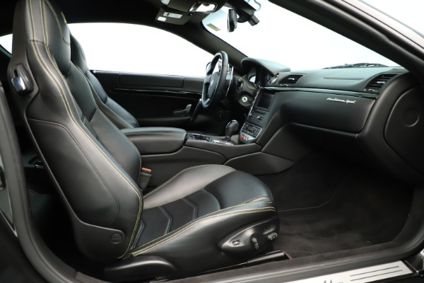 Used 2013 Maserati GranTurismo Sport for sale Sold at Rolls-Royce Motor Cars Greenwich in Greenwich CT 06830 20