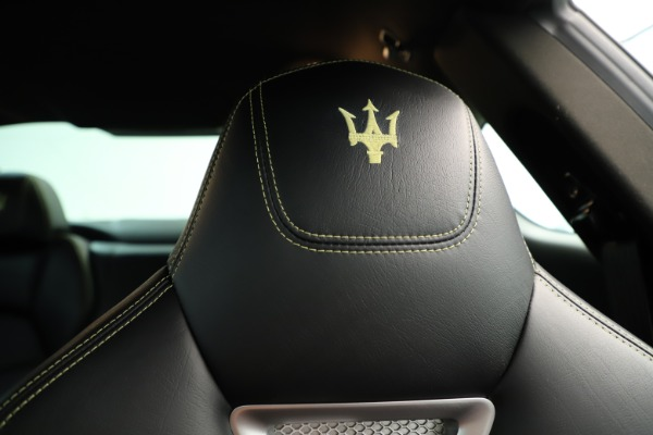 Used 2013 Maserati GranTurismo Sport for sale Sold at Rolls-Royce Motor Cars Greenwich in Greenwich CT 06830 22