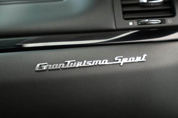 Used 2013 Maserati GranTurismo Sport for sale Sold at Rolls-Royce Motor Cars Greenwich in Greenwich CT 06830 23
