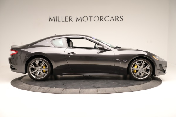 Used 2013 Maserati GranTurismo Sport for sale Sold at Rolls-Royce Motor Cars Greenwich in Greenwich CT 06830 9