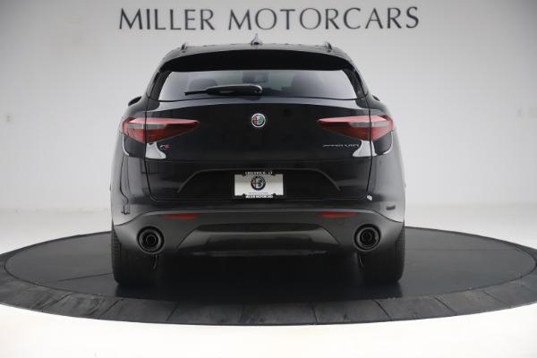 New 2019 Alfa Romeo Stelvio Ti Q4 for sale Sold at Rolls-Royce Motor Cars Greenwich in Greenwich CT 06830 6