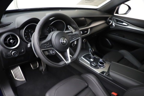New 2019 Alfa Romeo Stelvio Ti Sport Q4 for sale Sold at Rolls-Royce Motor Cars Greenwich in Greenwich CT 06830 13