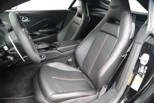 Used 2020 Aston Martin Vantage Coupe for sale Sold at Rolls-Royce Motor Cars Greenwich in Greenwich CT 06830 15