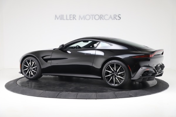 Used 2020 Aston Martin Vantage Coupe for sale Sold at Rolls-Royce Motor Cars Greenwich in Greenwich CT 06830 4