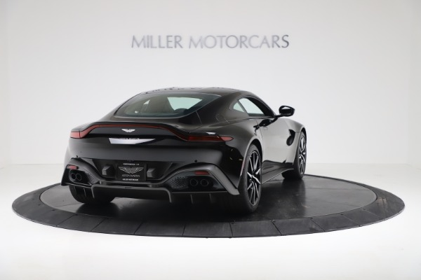 Used 2020 Aston Martin Vantage Coupe for sale Sold at Rolls-Royce Motor Cars Greenwich in Greenwich CT 06830 7