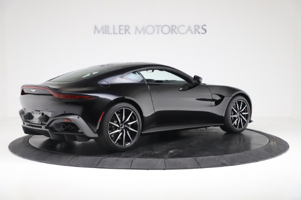 Used 2020 Aston Martin Vantage Coupe for sale Sold at Rolls-Royce Motor Cars Greenwich in Greenwich CT 06830 8
