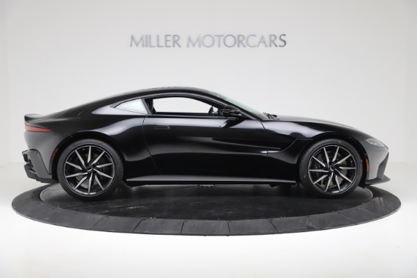 Used 2020 Aston Martin Vantage Coupe for sale Sold at Rolls-Royce Motor Cars Greenwich in Greenwich CT 06830 9