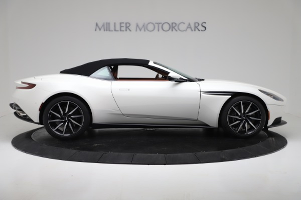New 2019 Aston Martin DB11 V8 for sale Sold at Rolls-Royce Motor Cars Greenwich in Greenwich CT 06830 17