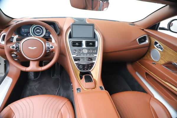 New 2019 Aston Martin DB11 V8 for sale Sold at Rolls-Royce Motor Cars Greenwich in Greenwich CT 06830 26