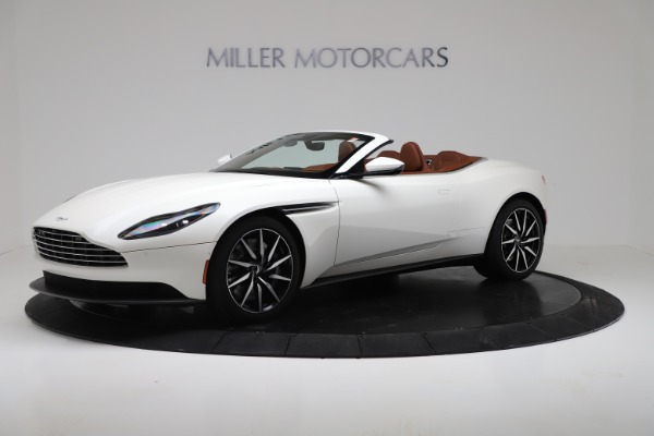 New 2019 Aston Martin DB11 V8 for sale Sold at Rolls-Royce Motor Cars Greenwich in Greenwich CT 06830 1