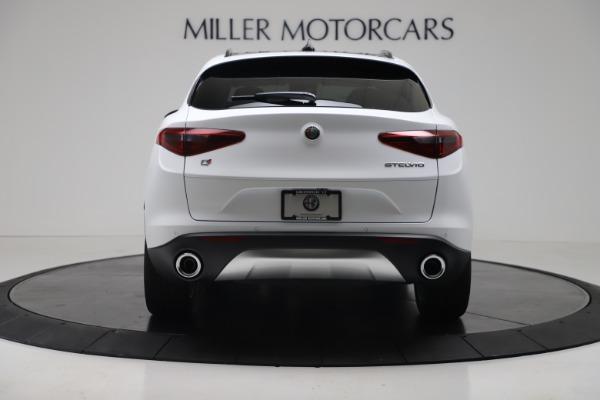 New 2019 Alfa Romeo Stelvio Ti Sport Q4 for sale Sold at Rolls-Royce Motor Cars Greenwich in Greenwich CT 06830 6