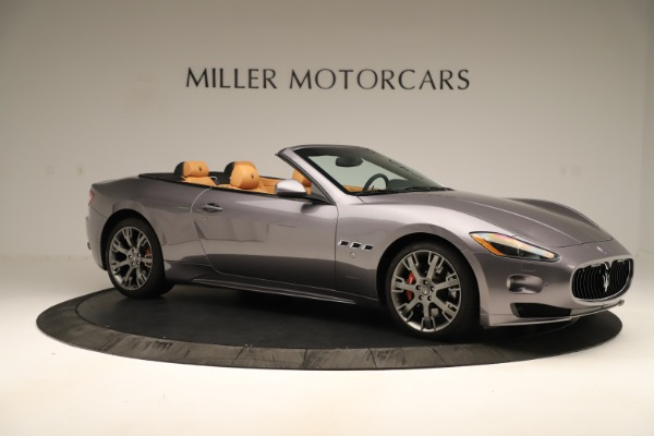 Used 2012 Maserati GranTurismo Sport for sale Sold at Rolls-Royce Motor Cars Greenwich in Greenwich CT 06830 10