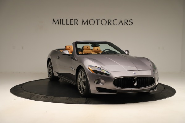 Used 2012 Maserati GranTurismo Sport for sale Sold at Rolls-Royce Motor Cars Greenwich in Greenwich CT 06830 11