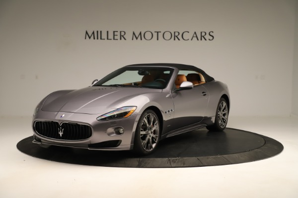 Used 2012 Maserati GranTurismo Sport for sale Sold at Rolls-Royce Motor Cars Greenwich in Greenwich CT 06830 13