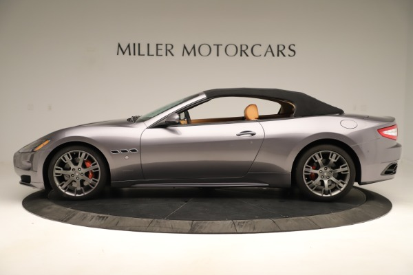 Used 2012 Maserati GranTurismo Sport for sale Sold at Rolls-Royce Motor Cars Greenwich in Greenwich CT 06830 14