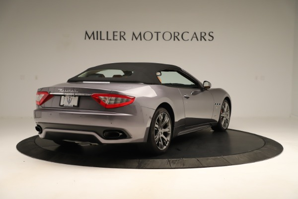 Used 2012 Maserati GranTurismo Sport for sale Sold at Rolls-Royce Motor Cars Greenwich in Greenwich CT 06830 16