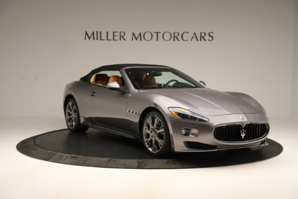 Used 2012 Maserati GranTurismo Sport for sale Sold at Rolls-Royce Motor Cars Greenwich in Greenwich CT 06830 18