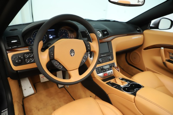 Used 2012 Maserati GranTurismo Sport for sale Sold at Rolls-Royce Motor Cars Greenwich in Greenwich CT 06830 19