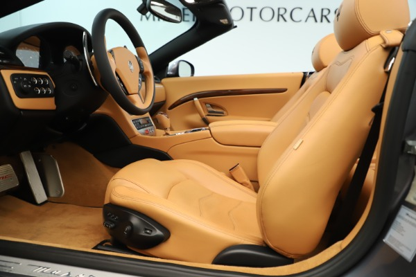 Used 2012 Maserati GranTurismo Sport for sale Sold at Rolls-Royce Motor Cars Greenwich in Greenwich CT 06830 20