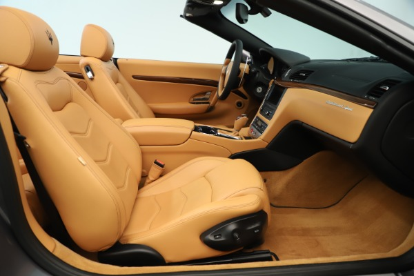 Used 2012 Maserati GranTurismo Sport for sale Sold at Rolls-Royce Motor Cars Greenwich in Greenwich CT 06830 27