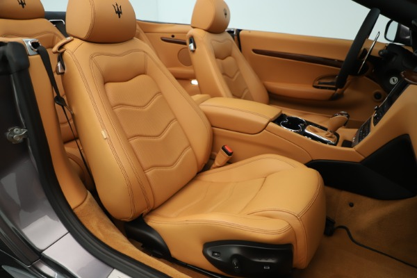Used 2012 Maserati GranTurismo Sport for sale Sold at Rolls-Royce Motor Cars Greenwich in Greenwich CT 06830 28