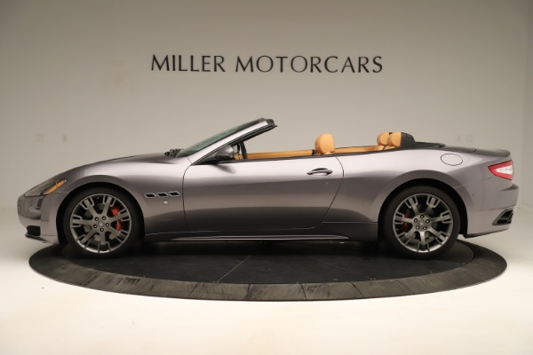 Used 2012 Maserati GranTurismo Sport for sale Sold at Rolls-Royce Motor Cars Greenwich in Greenwich CT 06830 3