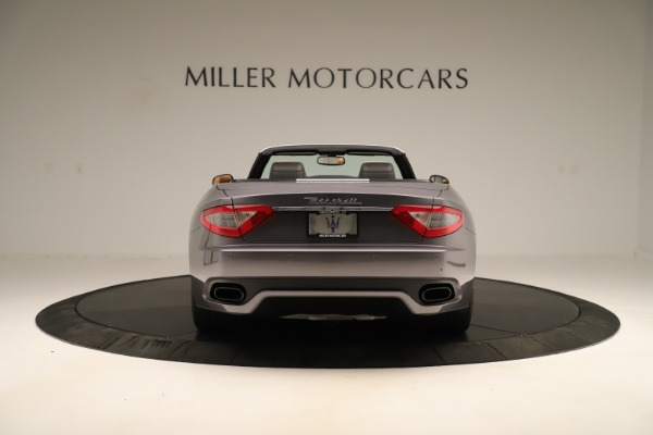 Used 2012 Maserati GranTurismo Sport for sale Sold at Rolls-Royce Motor Cars Greenwich in Greenwich CT 06830 6
